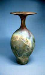 John bedding vase with flared neck