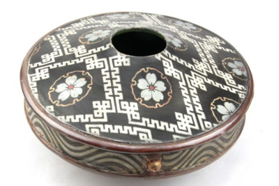 John bedding illustrated earthenware pot