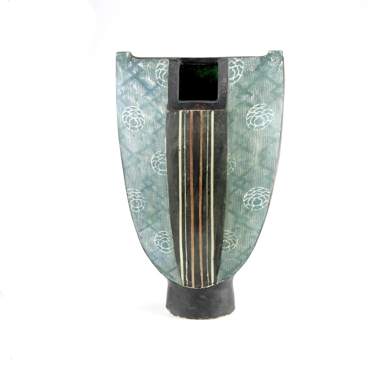 Pot in kimono 4 - 34x21cm - P18 SOLD