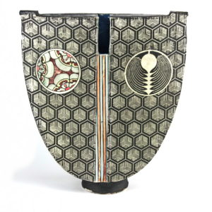 Samurai pot £950